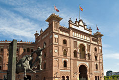 Las Ventas Stock Photo
