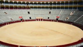 Las Ventas - anillo de Bull Foto de archivo