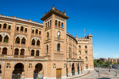 Las Ventas Bullring Stock Photos