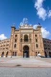 Las Ventas Bullring in Madrid, Spain. Stock Photography