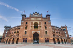 Las Ventas Bullring in Madrid, Spain. Stock Photography