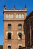 Las Ventas Bullring Plaza de Toros de Las Ventas στην πόλη της Μαδρίτης, Ισπανία Στοκ Φωτογραφία