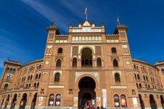 Las Ventas Bullring Plaza de Toros de Las Ventas στην πόλη της Μαδρίτης, Ισπανία Στοκ Εικόνες