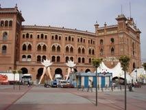 Las Ventas - Plaza de Toros Στοκ Φωτογραφίες