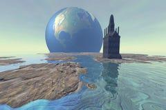 Las vueltas del mundo Imagen de archivo