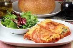 Lasagna Foto de Stock