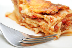 Lasagna Royalty Free Stock Photos