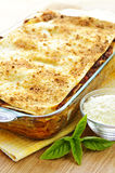 Lasagna Stock Photography