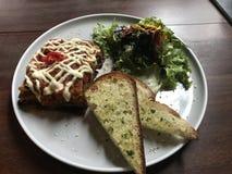 Lasagna Στοκ φωτογραφία με δικαίωμα ελεύθερης χρήσης