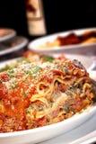 lasagna Στοκ Φωτογραφία