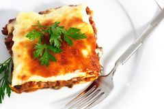 Lasagna Stock Photos