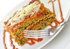 lasagna Стоковая Фотография