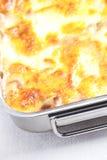 lasagna Στοκ Εικόνα