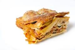 Lasagna Royalty-vrije Stock Fotografie