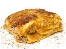 Lasagna Immagini Stock Libere da Diritti