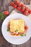 Lasagna Royalty-vrije Stock Foto