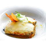 lasagna Стоковое Фото