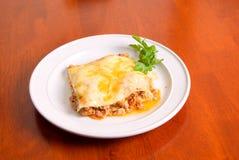 Lasagna Stock Image
