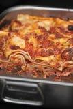 Lasagna Imagem de Stock