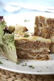 Lasagna bolognese Stock Photography