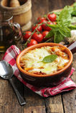 Lasagna bolognese Stock Photo