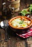 Lasagna bolonhês Fotografia de Stock Royalty Free