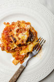 Lasagna Stock Photography