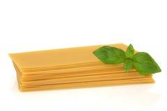 Lasagna Pasta Stock Images