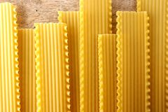 Lasagna pasta Royalty Free Stock Photos