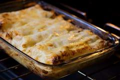 Lasagna Royalty Free Stock Photography