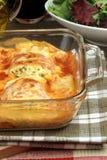 Lasagna ricotta rolls Stock Photography