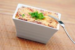 Lasagna's stock foto's