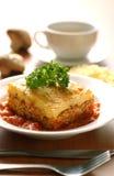 Lasagna's Royalty-vrije Stock Afbeeldingen