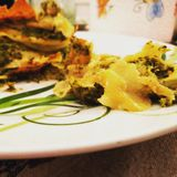 Lasagne στοκ φωτογραφία με δικαίωμα ελεύθερης χρήσης