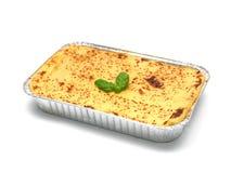 lasagne Стоковое фото RF