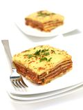 Lasagne Royalty Free Stock Images