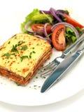 lasagne Стоковая Фотография RF
