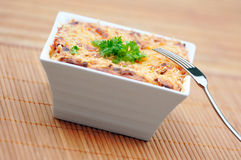 Lasagne Photos stock