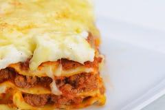 Lasagne Royaltyfri Bild