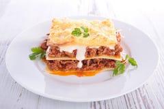 Lasagne Zdjęcie Royalty Free