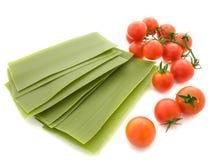 Lasagne Stock Image