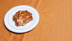 Lasagne Royaltyfria Foton