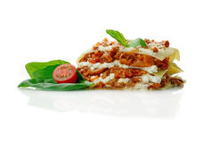 Lasagne III Royalty Free Stock Images