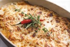 Lasagne Royalty Free Stock Photos
