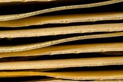 Lasagne up close Stock Photo