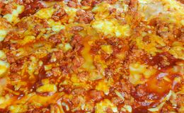 lasagne2 Royaltyfria Bilder