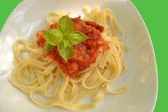 Lasagnette -面团 图库摄影