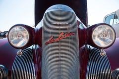 1939年LaSalle汽车 免版税库存图片