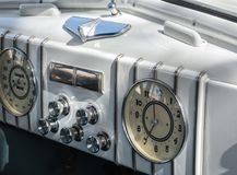 LaSalle dashboard Royalty Free Stock Photo