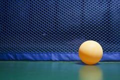Lascia il tennis del gioco! Immagini Stock